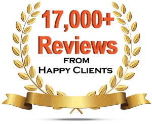 Geraci Law Over 17,000 5-Star Reviews