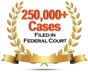 Geraci Law 250,000 Cases Filed